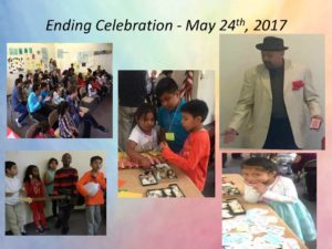 Ending Celebration on May 24, 2017, SMCC Enrichment 2017